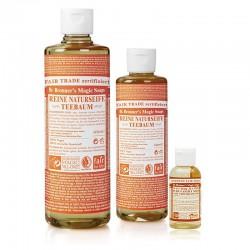 Flüssigseife Teebaum - Dr Bronner's