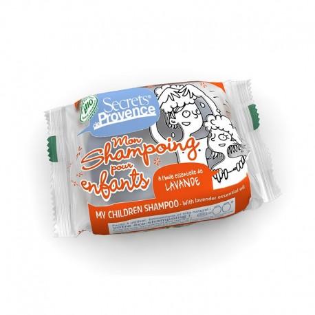 Solid Shampoo für Kinder