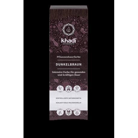 Khadi - Dunkelbraun