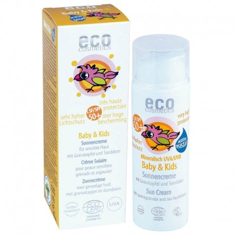 Sonnencreme Baby & Kinder - Eco Cosmetics
