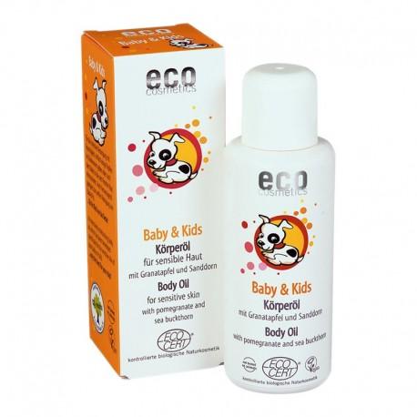 Baby Körperöl - Eco Cosmetics