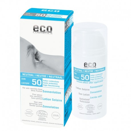 Sonnenlotion LSF 50 - Eco Cosmetics