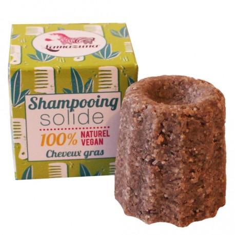 Festes Shampoo fettendes Haar - Lamazuna