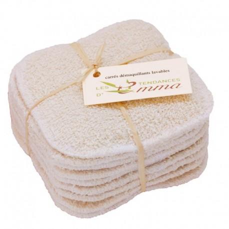 Waschbare Abschminkpads - Bio Baumwolle